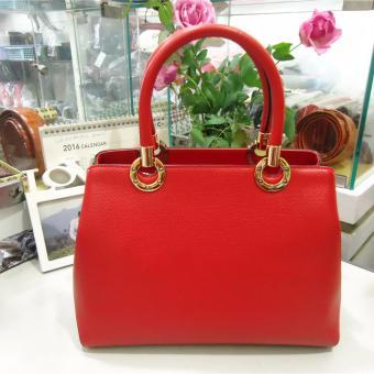 Túi nữ da cao cấp DaH2 TN562 (màu đỏ)