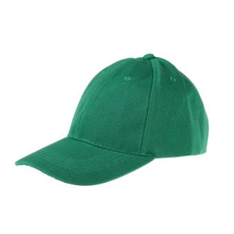 Unisex Outdoor Baseball Hat(Green) - intl