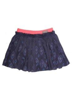 Váy Tutu Naartjie 2 lớp cạp chun cho bé 1-3 tuổi (Xanh)