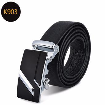 Dây lưng nam khóa tự động thời trang ROT017-K903 - 3711645