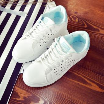 Giày Sneaker Thời Trang Nữ Sodoha Start St36S (Màu Xanh )