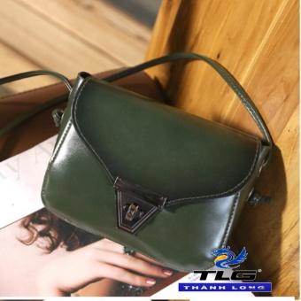 Túi nữ thời trang Đồ Da Thành Long TLG 208153 3(xanh)