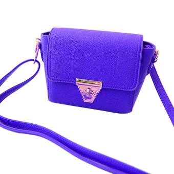 Messenger Bags Fashion Women Shoulder Bags Crossbody Bag Blue