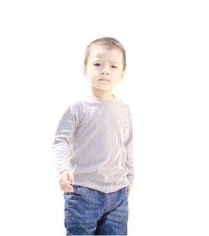 Áo trẻ em giữ nhiệt Đan Mạch LSB 029115 (Ghi)