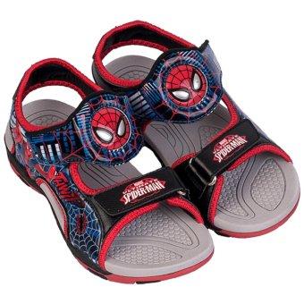 Giày Sandal Bé Trai Biti's Spider Man Người Nhện DTB062711DOO (Đỏ)