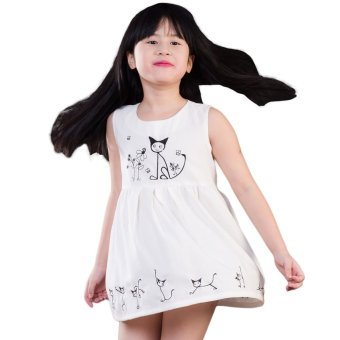 Đầm Little Princess LoveKids LK0026