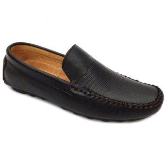 Giày lười da thật nam Everest D166