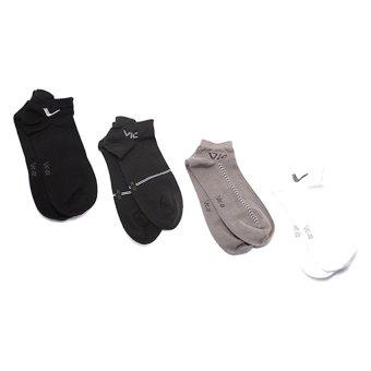 Bộ 4 đôi vớ nam ngắn VIC 2014