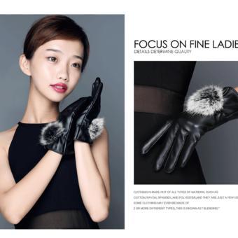 Găng tay nữ cảm ứng