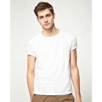 Combo 3 áo cộc tay thời trang (Trắng) size 2L