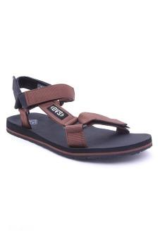 Giày sandals nam DVS MF130 (Nâu)