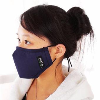 Khẩu trang PM2.5 (Xanh đen)