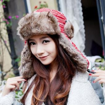 ovey War Winter Ruian Trapper Ear Fap ki Hat