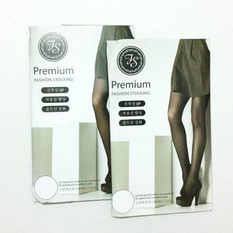 Bộ 02 đôi quần tất mỏng siêu dai Hàn Quốc Premium (Da)