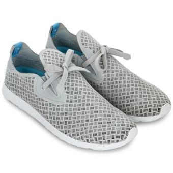 Giày Sneaker Nam APOLLO MOC XL (Xám Trắng)