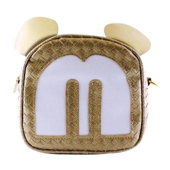 Túi Đan Chéo Mouse Xinh Xắn – So Nice 0005-3 (Gold)