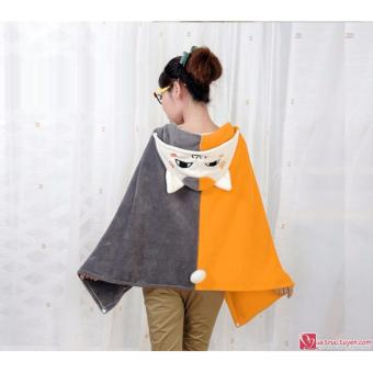 Áo khoác hình mèo Natsume