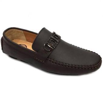 Giày lười da thật nam Everest D51