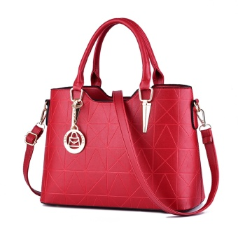 Túi xách nữ có dây đeo sang trọng thanh lịch T6868-14-220 (Đỏ)
