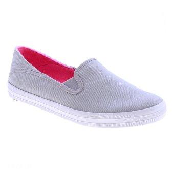 Giày lười nữ Aqua Sportswear W125A (Xám)