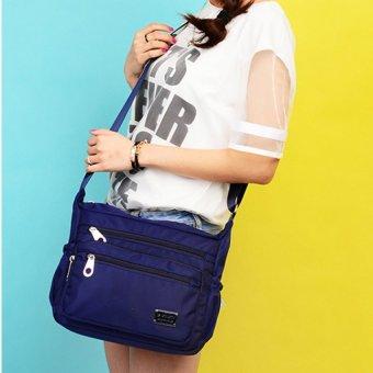 Women's Multi Pocket Shoulder Bag - intl