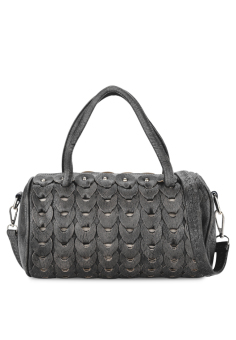 Túi đeo chéo hình ống xinh xắn Vinadeal A07 (Đen)