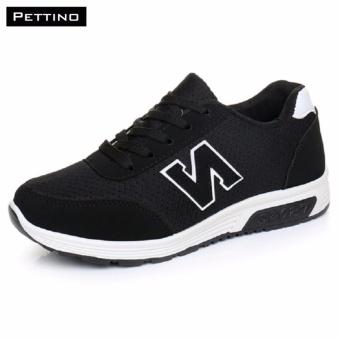 Giày Thể Thao Nữ Cao Cấp - Pettino MT01 (đen)