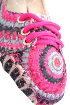 Giày búp bê nữ Hana Trade G0815002 (Hồng)