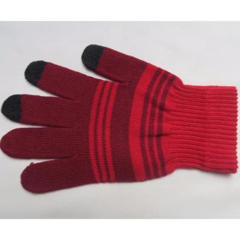 Găng tay cotton cảm ứng CC0010