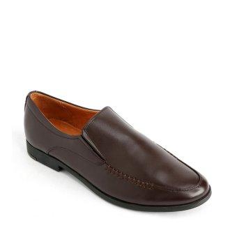 Giày nam Sata&Jor HP11 - Nâu