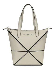 Túi xách nữ cao cấp màu kem cỡ nhỏ - CROSS (Mỹ) Origami Collapsible (Small size)