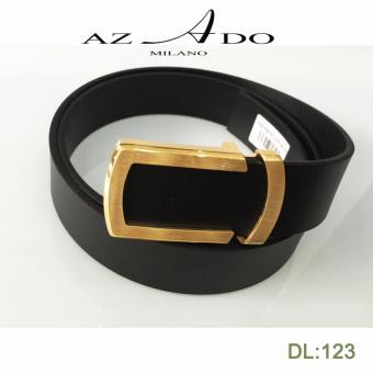 Dây lưng mặt đồng Azado DL123