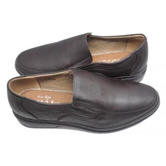 Giày tây da bò Hải Nancy G1670N
