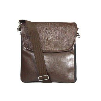 Túi Ipad họa tiết đầu rồng thời trang DaH2 IP0009 (Nâu)