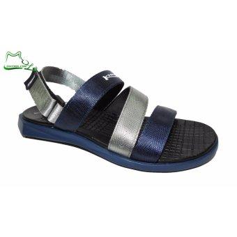 Giày xăng đan KIDO KID5704Ch (Xanh đen)