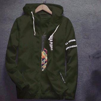 Áo hoodie nam - áo dù nam-áo khoác dù nam- áo khoác dù nam giá rẻ- dù nón (rêu)