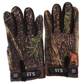 LALANG Tactical Gloves Camouflage - Intl