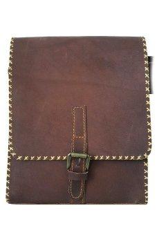 Túi xách da nữ Vkevin CS8A (Nâu)