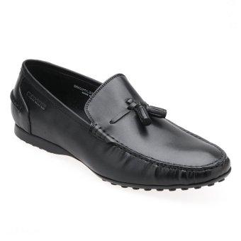 Giày Tây Da Sledgers Gil (Sm52Sl33L) - Đen