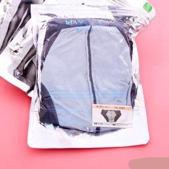 Bộ 04 quần lót xuất Nhật cao cấp (M/L)