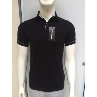 Áo Polo cao cấp hiệu Casilas (màu đen)