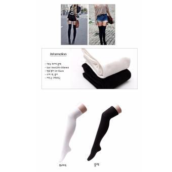 Vớ thời trang nhập khẩu Hàn Quốc hiệu Aglaia màu đen/bordeux