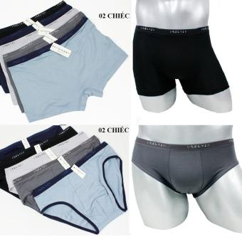 Bộ 4 quần lót nam