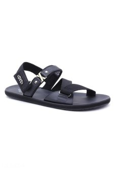 Giày Sandal Nam DVS MF018 (Đen)