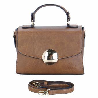 Túi đeo chéo nữ đa năng LATA HN33 (Bò nhạt)