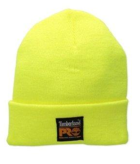 Mũ (nón) len nam Xanh neon Timberland Pro Men's Watch Cap (Mỹ)