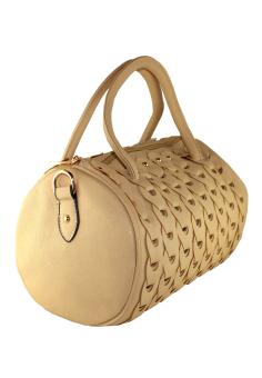 Túi xách hình ống Vinadeal A07 (Vàng)