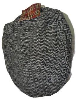 Mũ (nón) nam kiểu tài xế Chaps grey driver hat (Mỹ)