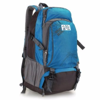 Balo du lịch chống nước cỡ lớn BaloHome – 347 (xanh)
