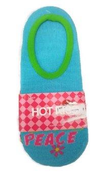 Bộ 3 đôi tất (vớ) lót chân nữ Hot Kiss 3 packs liner (Mỹ)